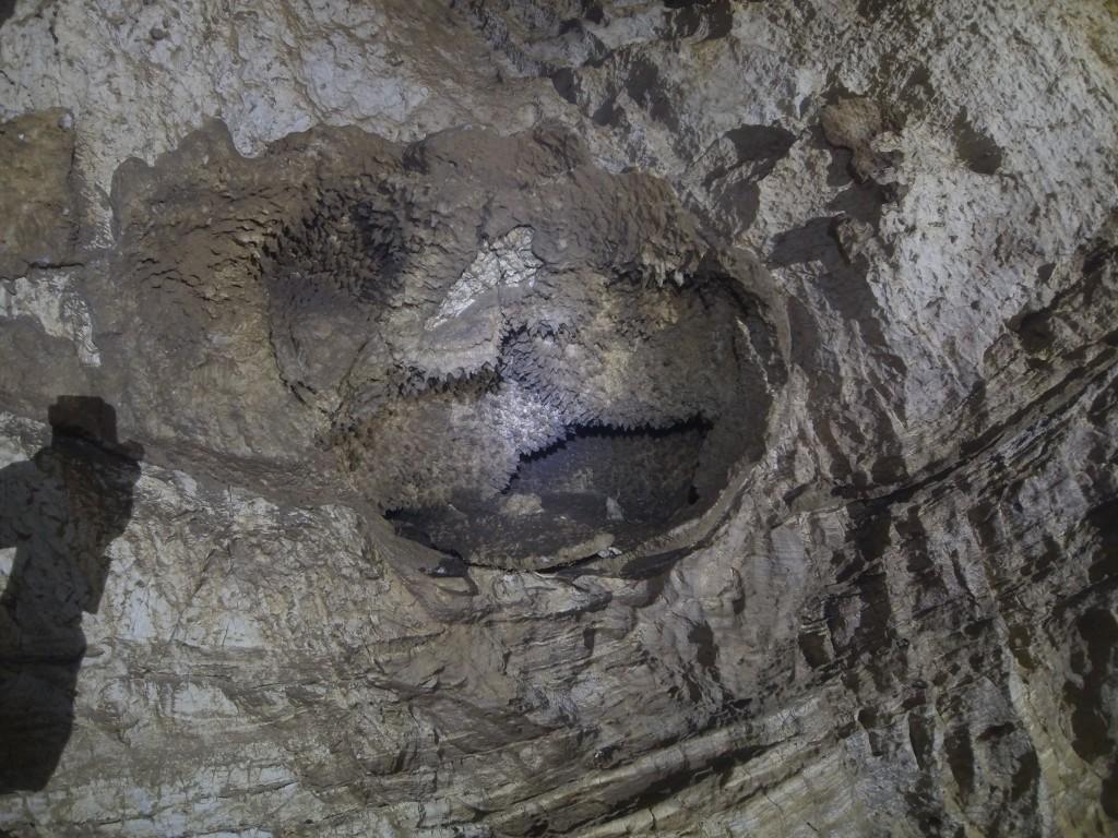 Meandro Smussa Anche -Pozzo del Geode