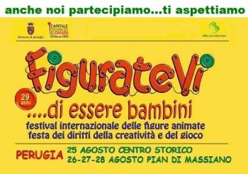 "VENITE A TROVARCI A ""FIGURATEVI..DI ESSERE BAMBINI""!"