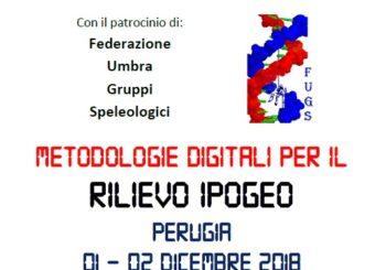 CORSO DI RILIEVO IPOGEO DIGITALE