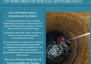 Alla scoperta della Cisterna di Via Persa