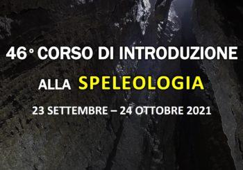 46° Corso di Introduzione alla Speleologia